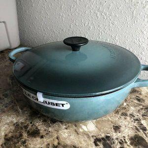 Le Creuset Signature Cast Iron MARMITE Soup Pot ,